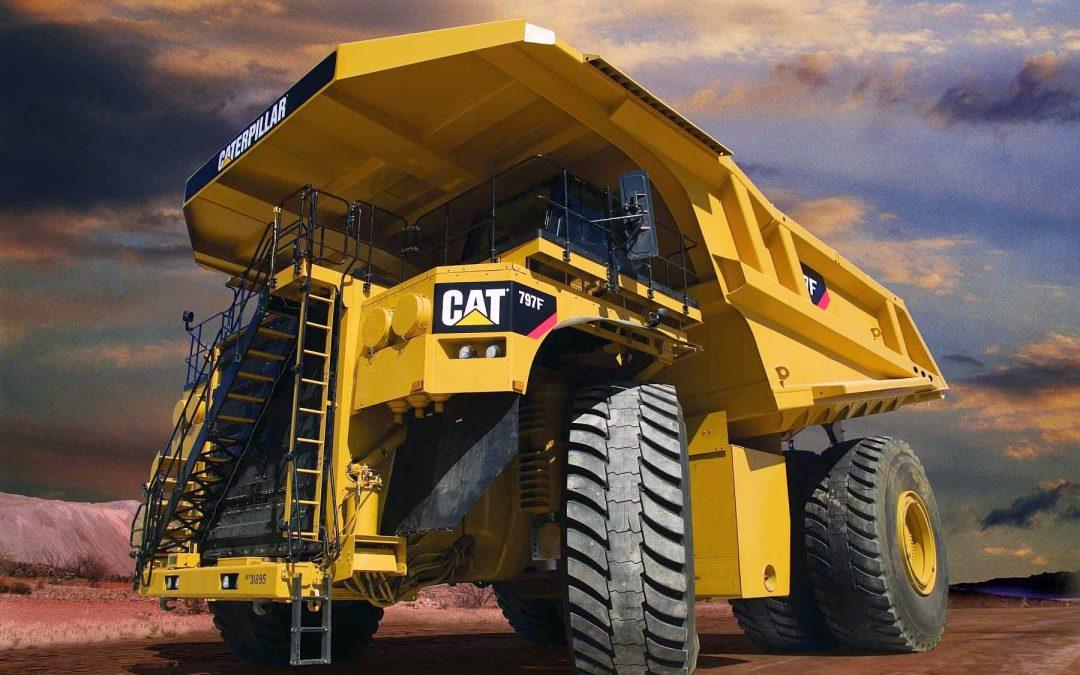 Dumper 797F, il camion da miniera più grande al mondo!