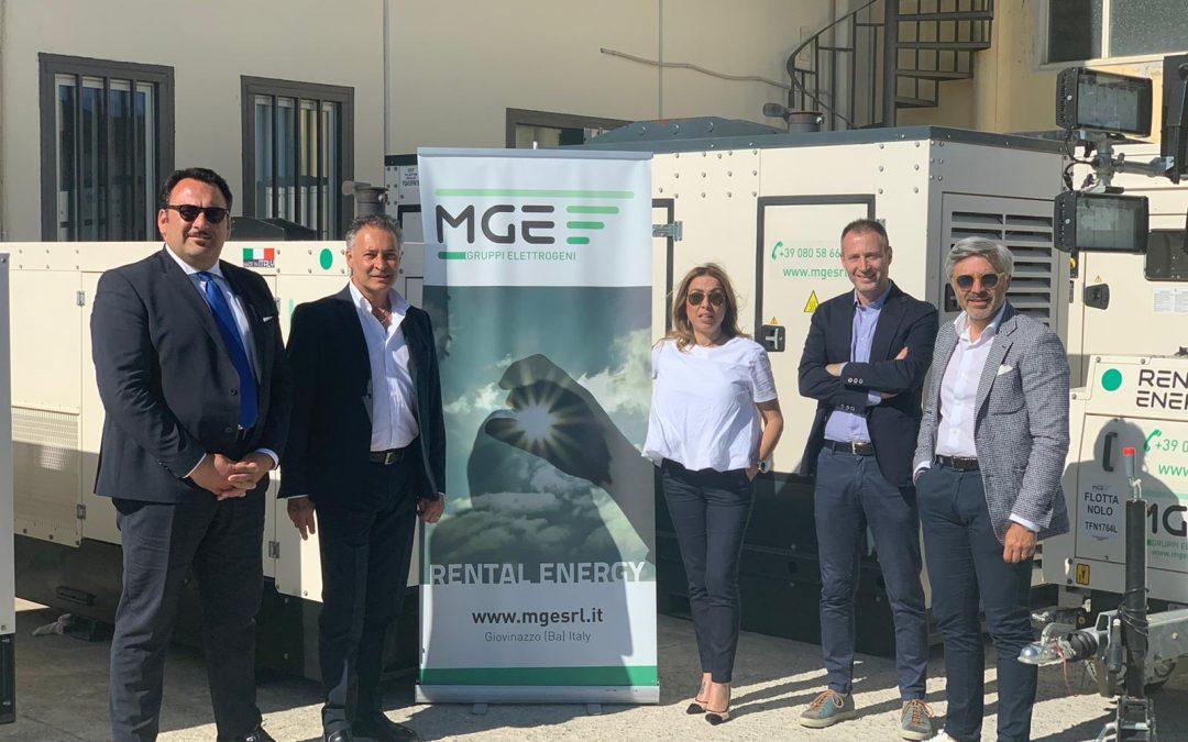"""DLF e MGE insieme per dare """"energia"""" alla Sicilia."""